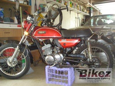 1971 Yamaha AG 175