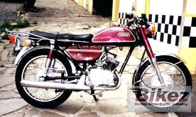 1971 Yamaha AS 3