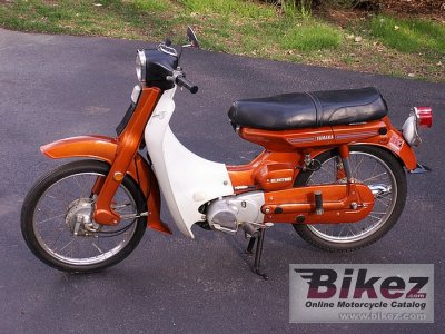 1972 Yamaha U7E photo
