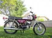 1972 Yamaha CS5 Street photo
