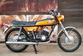 1972 Yamaha DS 7 photo