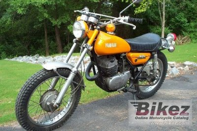 1972 Yamaha DT 250 Specifications And Pictures