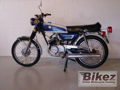 1972 Yamaha LS 2