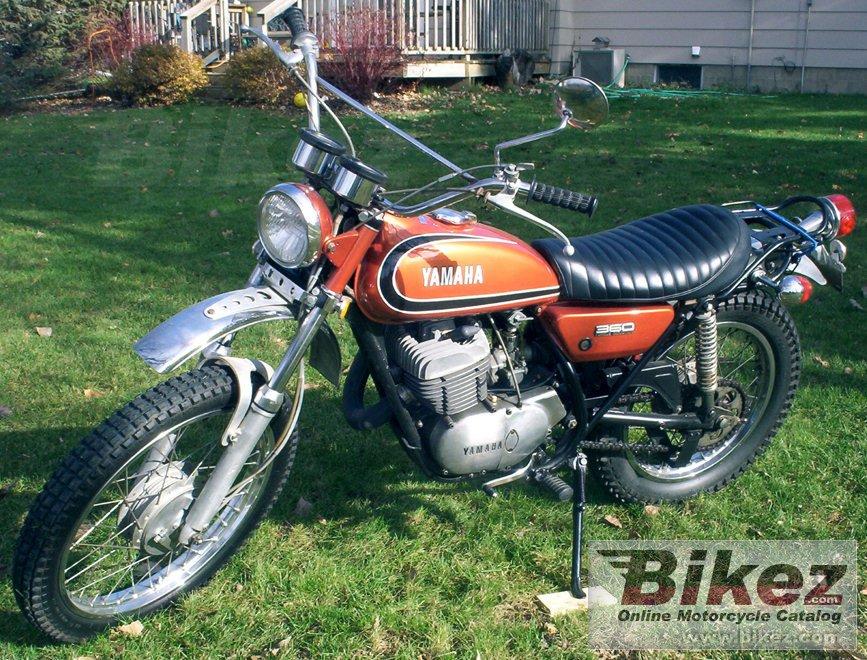Yamaha Dt Motorcycle