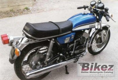 1973 Yamaha RD 250 (5-speed)