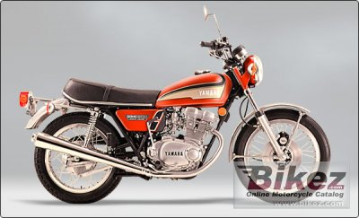 1973 Yamaha Tx 500 Specifications And Pictures