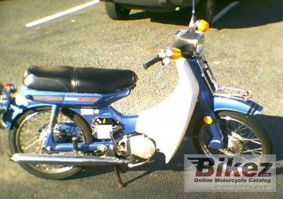 1973 Yamaha U7E