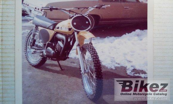 1974 Yamaha 125 MX