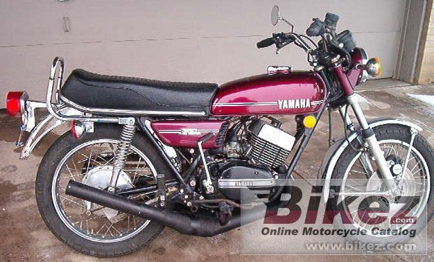 Yamaha RD 350 (6-speed)