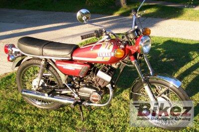 1974 Yamaha RD 125