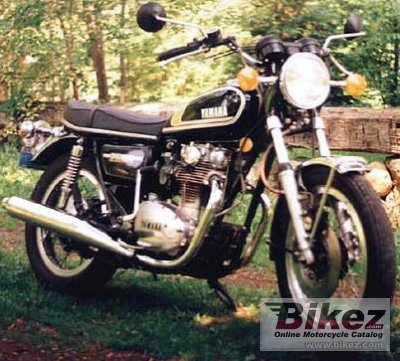 1975 Yamaha XS 650 photo