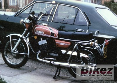 1975 Yamaha RD 250 photo