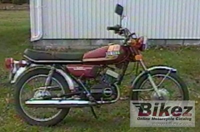 1975 Yamaha RD 125 photo