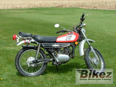 1975 Yamaha Dt 125 E Specifications And Pictures