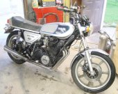 1976 Yamaha XS 750 photo