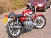 1976 Yamaha XS 500 photo