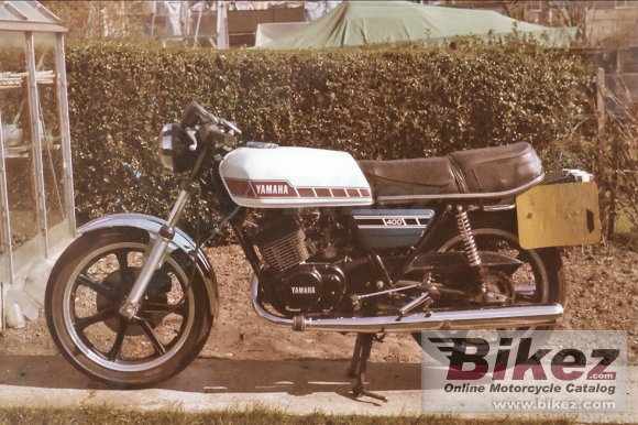 1976 Yamaha RD 400 C photo