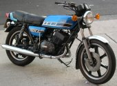 1976 Yamaha RD 250 DX photo