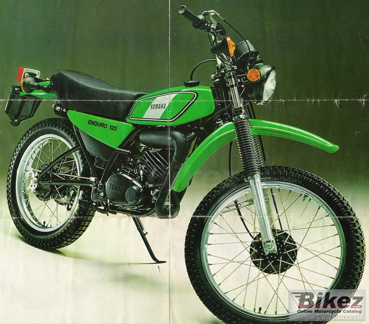 Freddy Londt dt 125 e