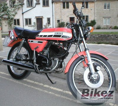 1976 Yamaha Rd 200 Dx Specifications And Pictures