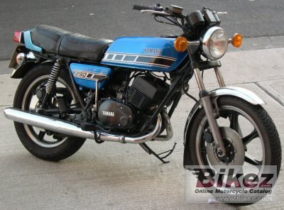 1976 Yamaha Rd 250 Dx Specifications And Pictures