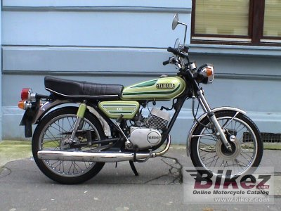 1976 Yamaha RS 100 DX