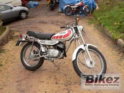 1976 Yamaha TY50p
