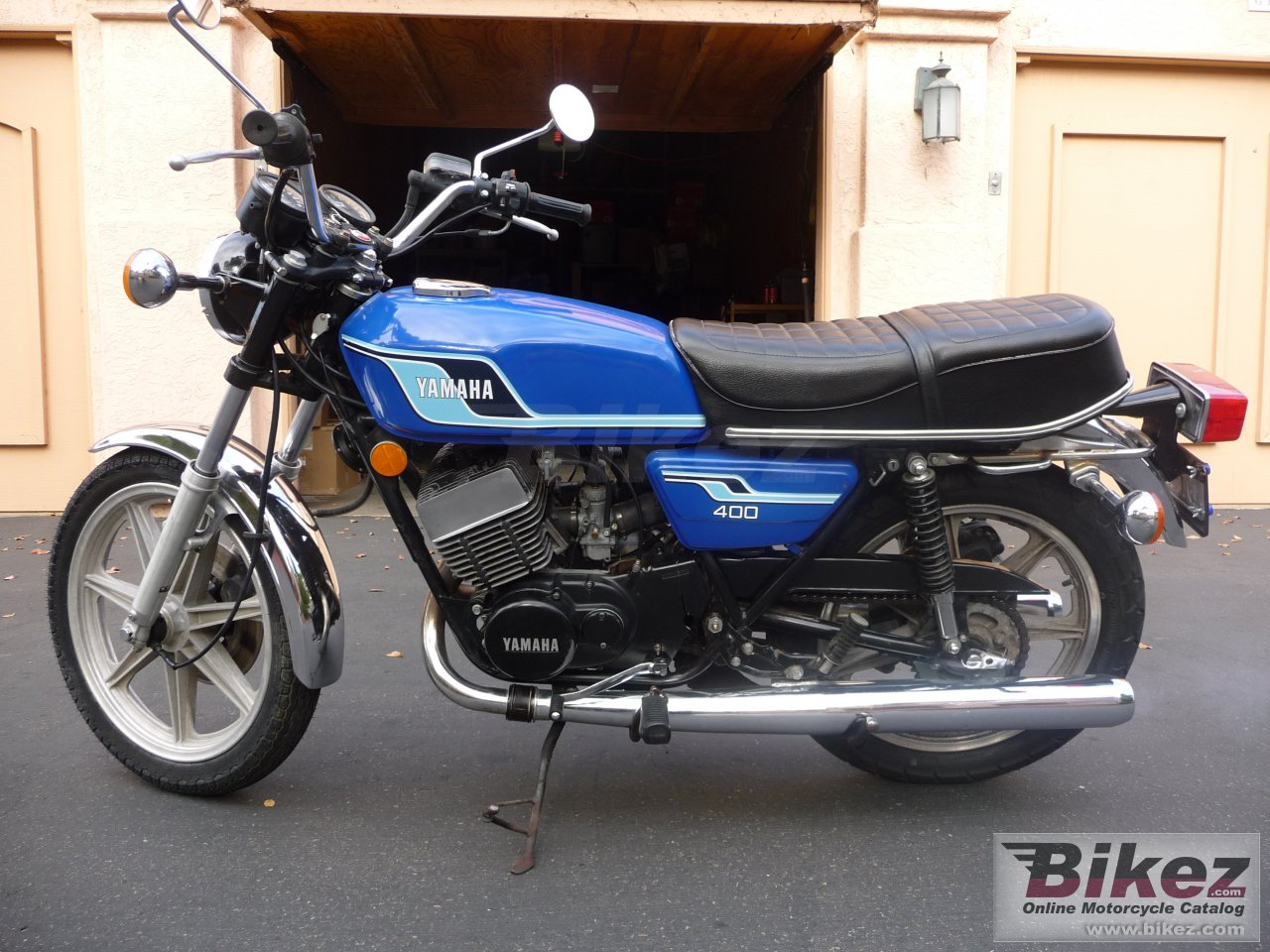 - 1977 is RD400D rd 400 c