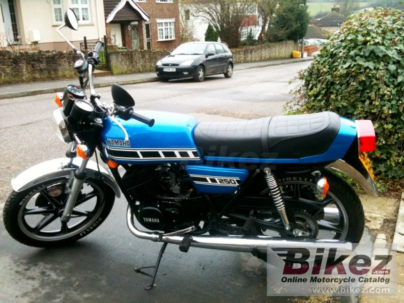 1977 Yamaha RD 250 photo