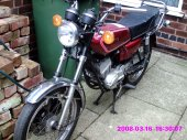 1977 Yamaha RS 100 DX photo