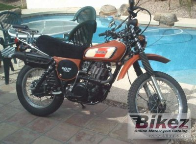 1977 Yamaha XT 500 photo