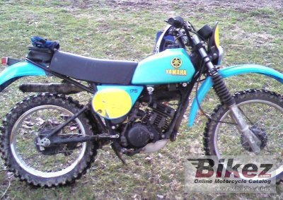 1977 Yamaha IT 175 D