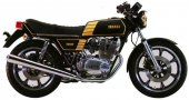 1978 Yamaha XS 500 photo