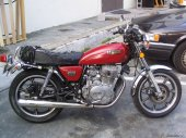 1978 Yamaha XS 400 photo