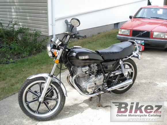 Yamaha xs 400 specs pictures to pin on pinterest pinsdaddy for 1981 yamaha sr185 specs