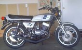 1978 Yamaha RD 400 photo