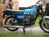 1978 Yamaha RD 250 photo