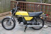 1978 Yamaha RD 125 DX photo