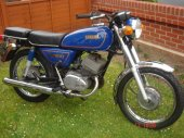 1978 Yamaha RS 200 photo