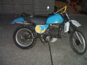 1978 Yamaha IT 250 E