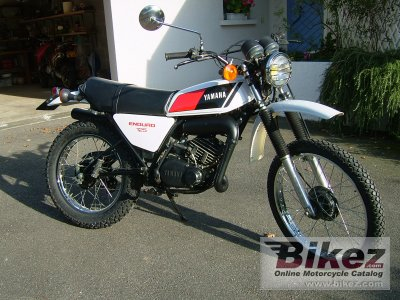 1978 Yamaha DT 125 MX photo