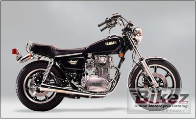 1978 Yamaha Xs 650 Specifications And Pictures