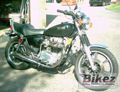 1979 Yamaha XS 650 Special photo