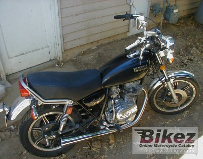 1979 Yamaha XS 400 photo