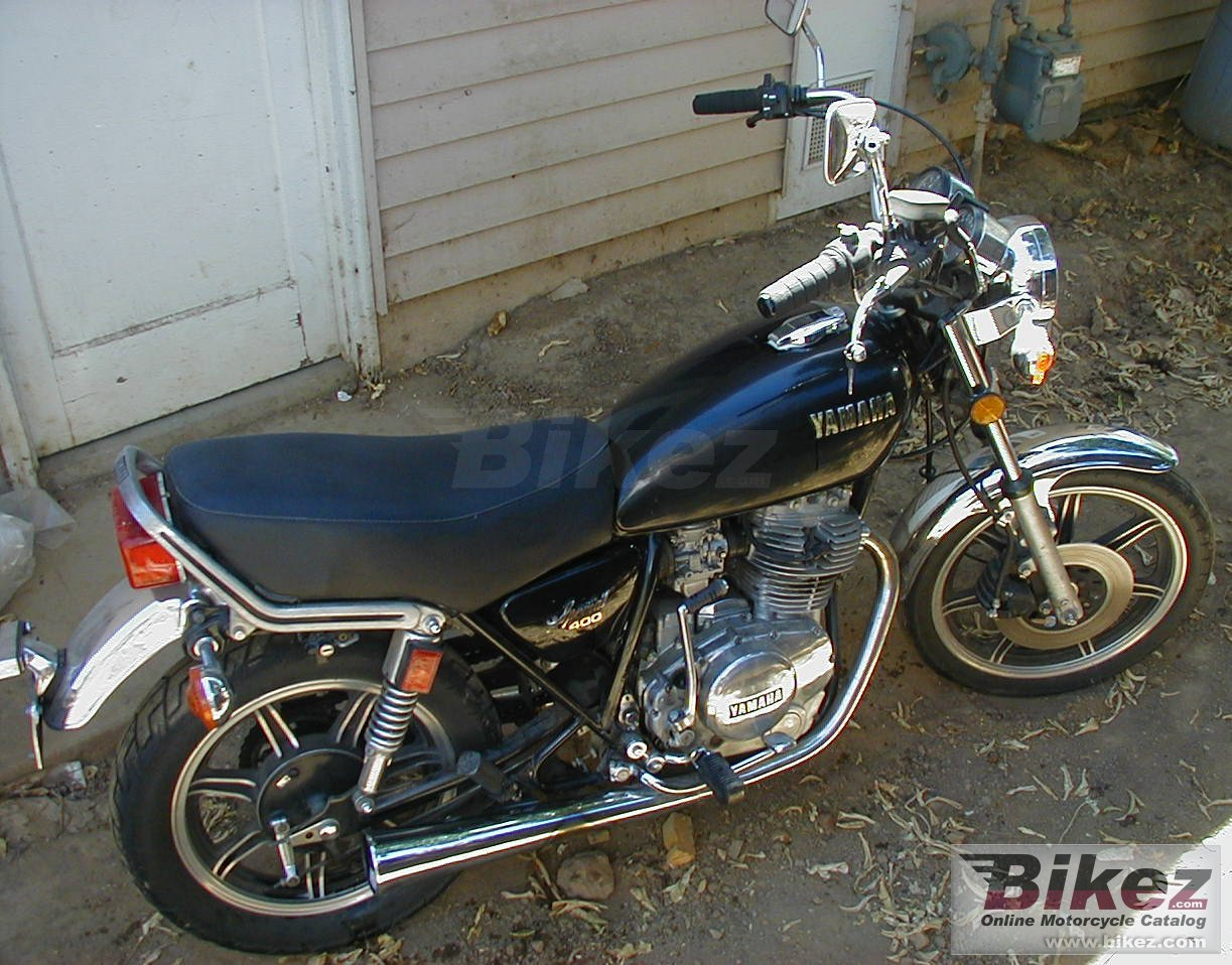 Big Yamaha 1979 XS 400 xs 400 picture and wallpaper from Bikez.com