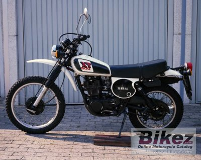1979 Yamaha XT 500 photo
