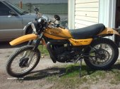 1979 Yamaha DT 250 MX photo