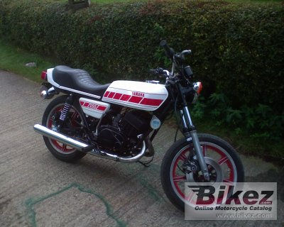 1979 Yamaha RD 250 photo