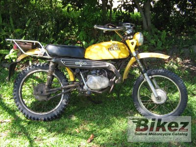 1979 Yamaha AG100
