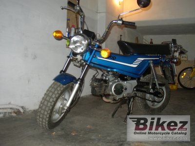 1979 Yamaha LB 3 bop 80